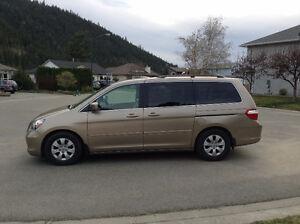 2006 Honda Odyssey Minivan