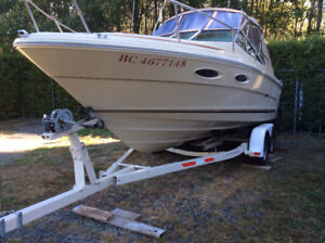 21 foot SeaRay classic. Price reduced