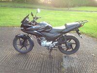 Honda CBF 2009 125cc