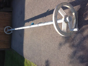 Inground Solar Reel With 18.2 ft Tube Included for pool