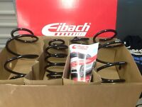Mercedes C class lowering springs Eibach Pro