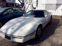 84 vette with removable top