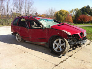 PARTING OUT; BMW X5 4.6is, rare model!!!!