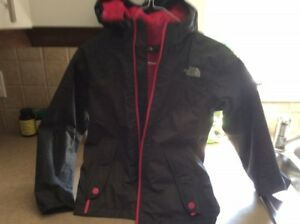 manteau the north face fille