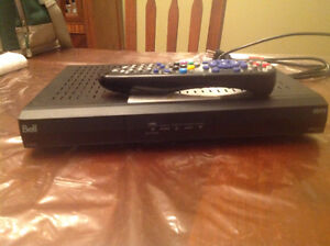 Bell receiver 6400 HD
