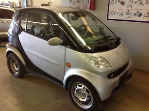 2006 Smart Fortwo Coupe (2 door) mechanics special