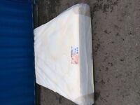 luxury orthopaedic memory foam mattress