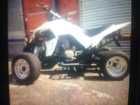 2012 quadzilla 450cc road legal quick sale