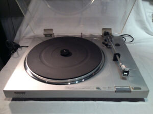 Table-tournante  SONY PS-LX2  turntable