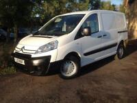 Citroen Dispatch 1.6HDi ( 90 ) L1 H1 1000 PANEL VAN, 2007 , PRIVATE REG INCLUDED