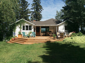 Lakefront Furnished Home - September to May Rental