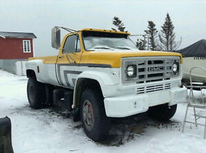 1974 GMC 6500 must sell! 3100$ obo!