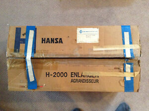 H-2000 Photo Enlarger and Light Box