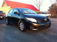 2010 Toyota Corolla CE. Excellent Condition