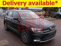 2017 Volkswagen Tiguan 1.4 TSi DSG 150PS DAMAGED ON DELIVERY