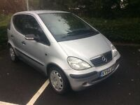 2004 Mercedes A140 Classic SE-12 months mot-Full service history-fantastic value-great example