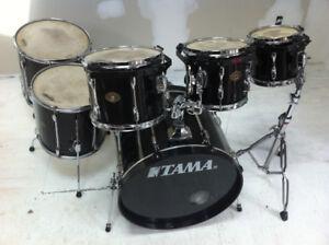 Tama - Pro Vintage Rockstar Premium - Drum Kit - StarCast -Cases
