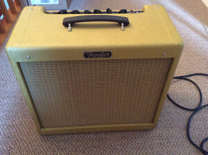 Fender blues junior after the gold rush