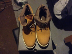 Timberland Boots Roll downs mens size 12