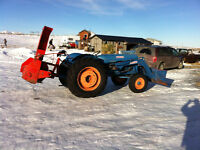 1963 Fordson Super Major - Priced to sell