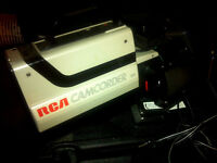 RCA VHS Pro Edit Camcorder