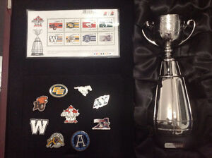 100th Grey Cup Limited edition CFL Fan Set Peterborough Peterborough Area image 6