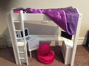 Mapleah doll bed set!