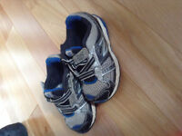 New Balance toddler sneakers size 5 1/2