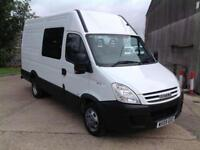 2009 09 IVECO-FORD DAILY 3.0 35C15V MWB H/R 1D 116 BHP DIESEL