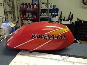 Gas tank for 1978 Kawasaki KM100