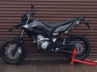 Yamaha WR 125X Only 4487miles. Delivery Available *Credit & Debit Cards Accep...