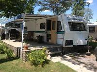 Roulotte de camping Apalache 27'