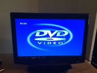 LCD Television/DVD Combo with Freeview