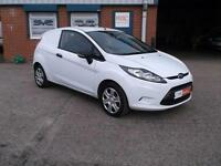 2009 59 FORD FIESTA 1.4 TDCI VAN 70BHP WITH LOW 45000 MILES 1 OWNER CHOICE OF 5