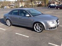 2007 Audi A4 S Line 2.0 TDI *Mint Condition* Not A6 320 520