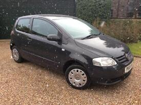 2010 Volkswagen Fox 1.2 Petrol 3 Door