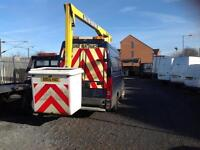 Iveco Daily 50c13 cherry picker access lift no vat