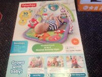 Fisher Price Woodlands Gym New & Boxed