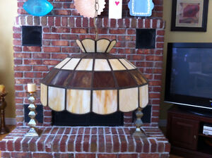 Stained Glass Tiffany ceiling light
