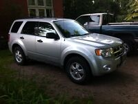 2011 Ford Escape XLT SUV - Two Sets of Tires, Power Group, Etc