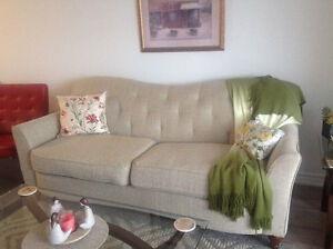 Melina sofa by La-Z-Boy.