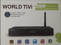 ANDROID WORLD TI VI BOX