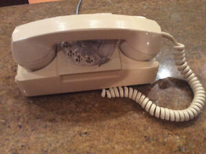 Vintage Rotary Telephone - Microtel