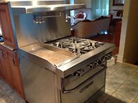 Cuisiniere commerciale southbend