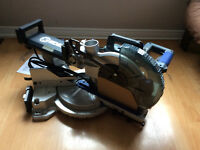 MUST GO 10 INCH Single Bevel Sliding Compound Mitre Saw