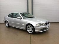 2001 BMW 3 Series 3.0 330Ci Sport 2dr