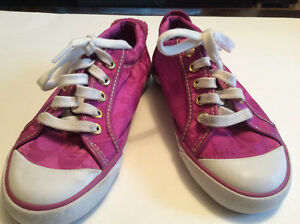 COACH Barrett Sneakers size 5