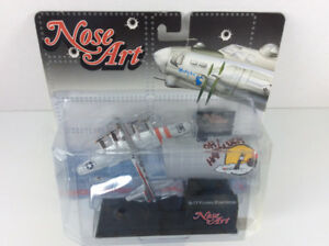 B-17 Flying Fortress Die Cast Model Aircraft Collection
