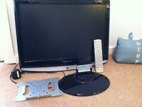 "Wharfedale 19"" TV/DVD Combi flatscreen"