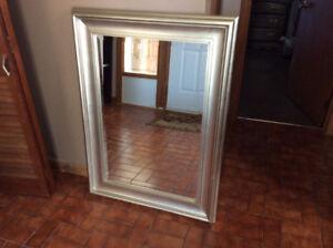 Old world Bombay mirror